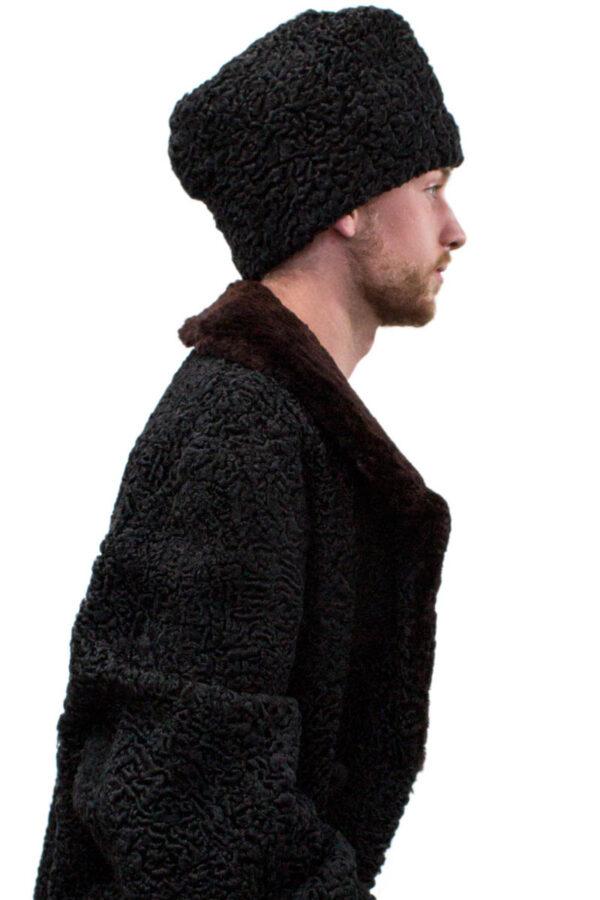 Vintage Persian Lamb Hat