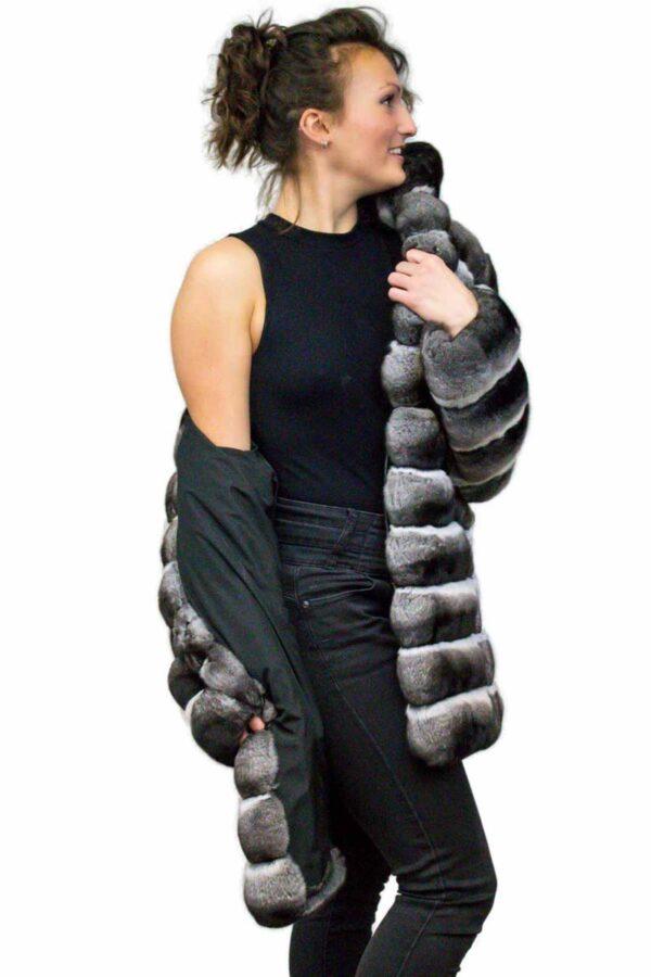Chinchilla Jacket