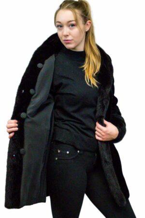 Reversible Mink Jacket