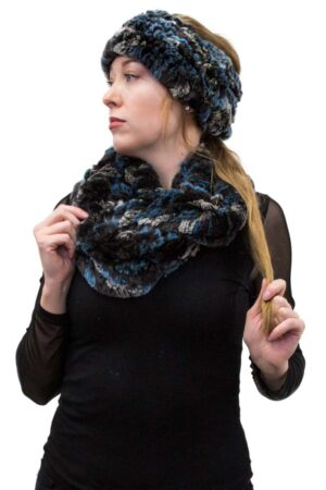 Rex Rabbit Knit Headband