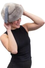 Vintage Fur Hat